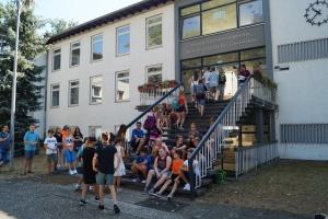 Pirmoji mokslo metų diena, 2018 (Foto: M. D. Schmidt)