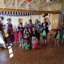 Lituanistinės vaikų akademijos atidarymas, 2018 (Foto: D. Kriščiūnienė)