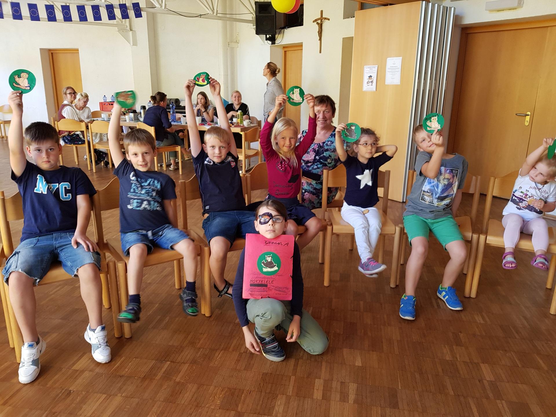 Lituanistinės vaikų akademijos atidarymas, 2018