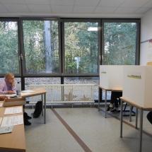 Politik mitgestalten – wählen gehen - Juniorwahlen Hessen 2018 (Foto: Dr. G. Hoffmann)