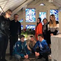 Adventas Vasario 16-osios gimnazijoje, 2018 (Foto: J. Vitkūnas)