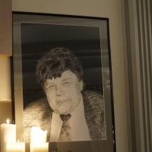 Buvusio direktoriaus Andriaus Šmito dešimtųjų mirimo metinių paminėjimas (Foto: M. D. Schmidt)