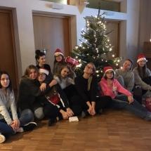 Bendrabutyje Kalėdų belaukiant - Dovanų Keitimasis (Foto: G. Ručys)