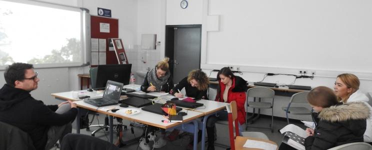 """Workshop zur Verfilmung von Büchners Dramenfragment """"Woyzeck"""""""