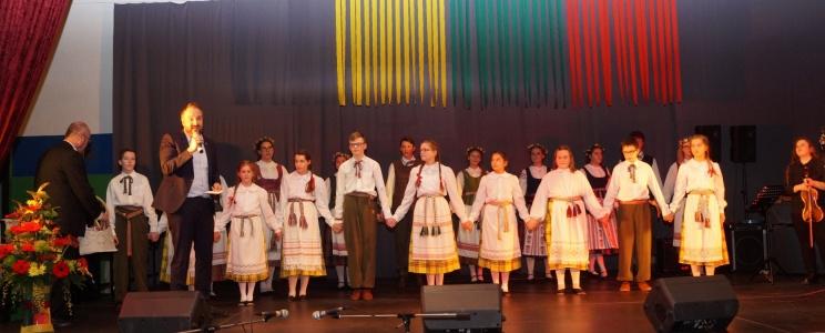 Lietuvos Nepriklausomybės minėjimas