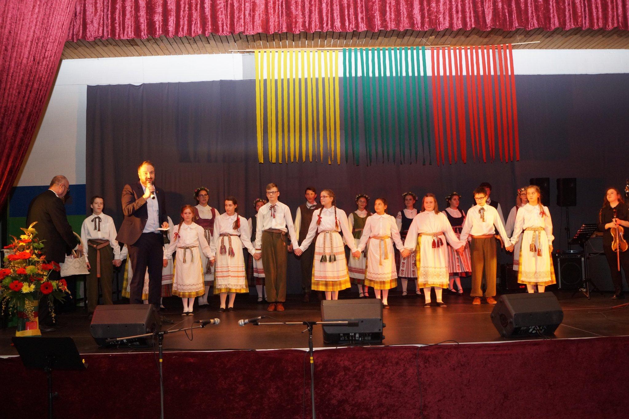 Unabhängigkeitsfeier Litauens 2019