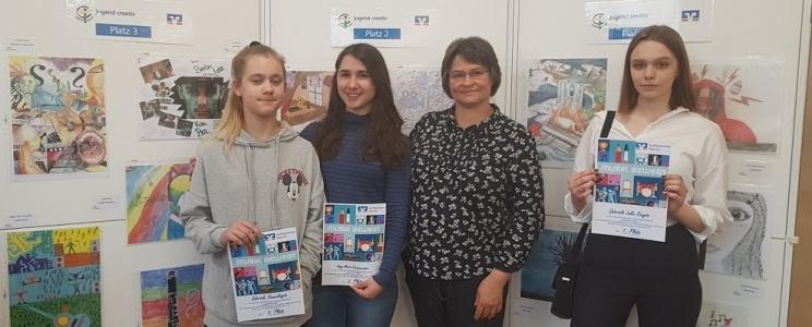 "Internationaler Jugendwettbewerb ""Jugend creativ"""