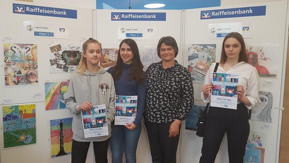 """Tarptautinis """"Jugend creativ"""" jaunimo konkursas """"Muzika įkvepia"""" (Foto E. Poviliūnienė)"""