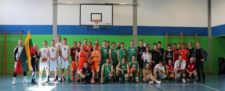 Dešimtasis krepšinio turnyras Vasario 16-osios taurei laimėti