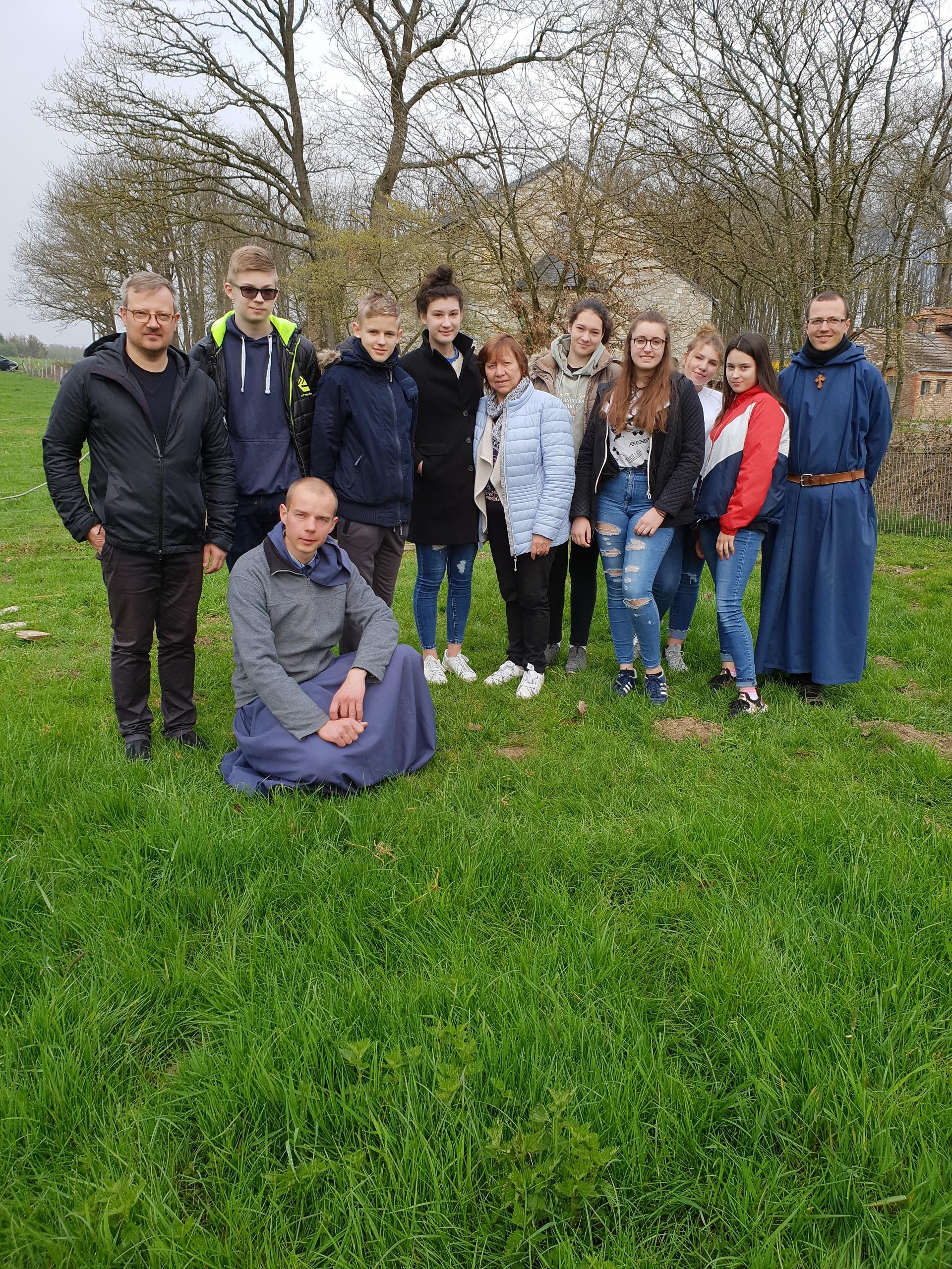 Piligriminė kelionė į Belgiją