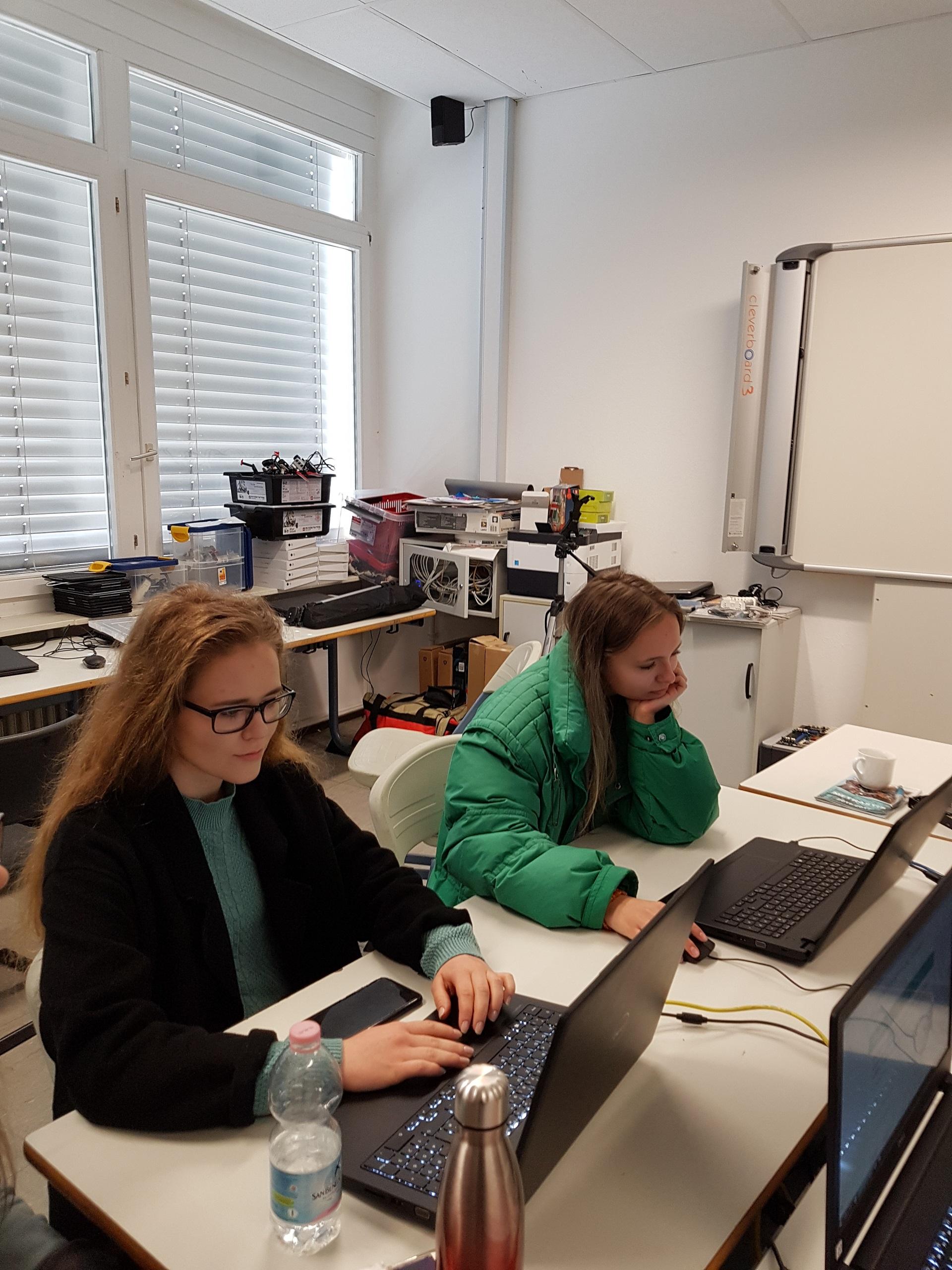 Virtuali lietuvių kalbos viktorina (Foto: A. D'Elia)