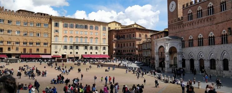 12 klasės išvyka į Toskaną