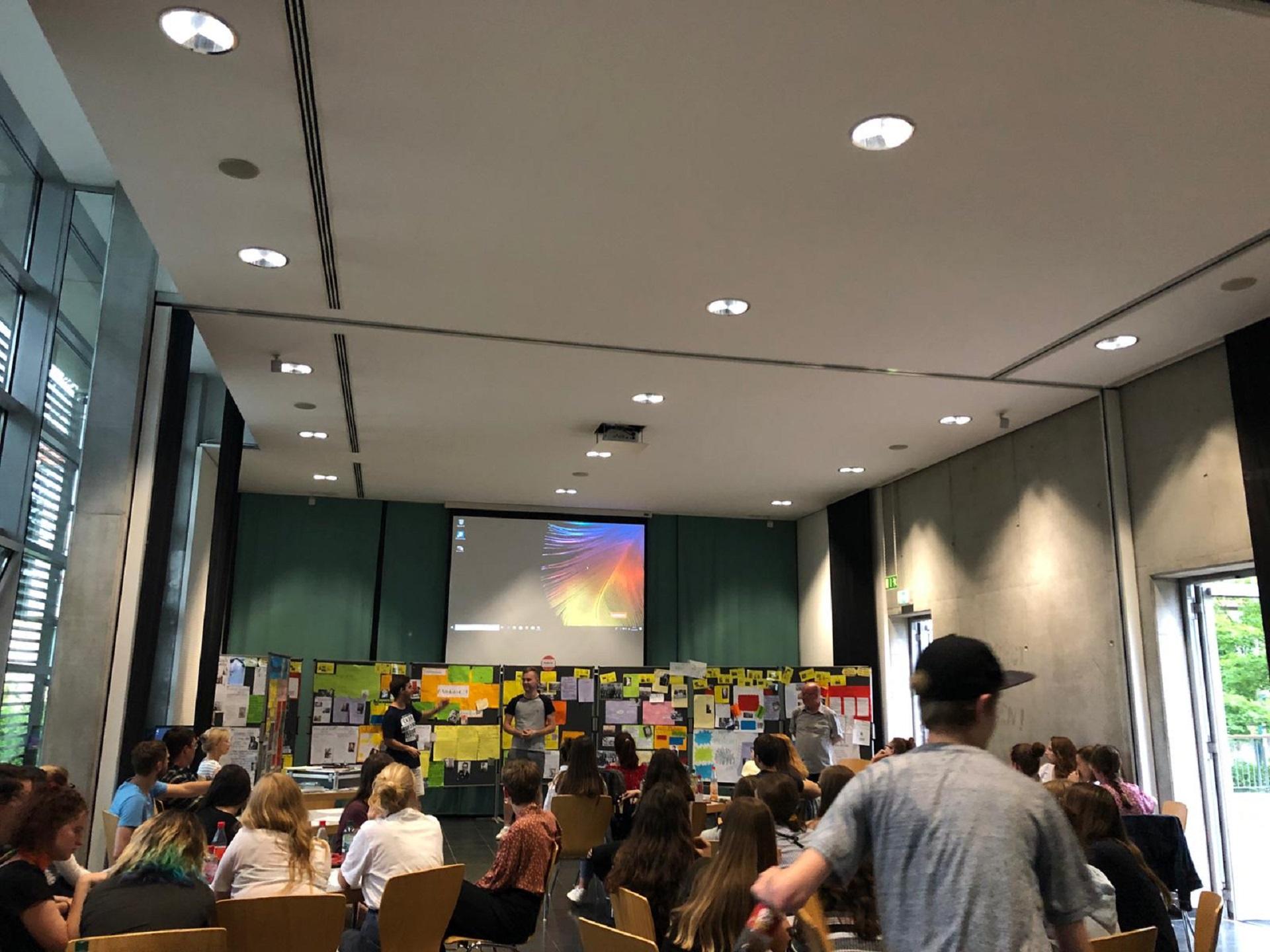 SchulBrücken Alumni Wochenende in Weimar (Foto: J. Kruhmann)