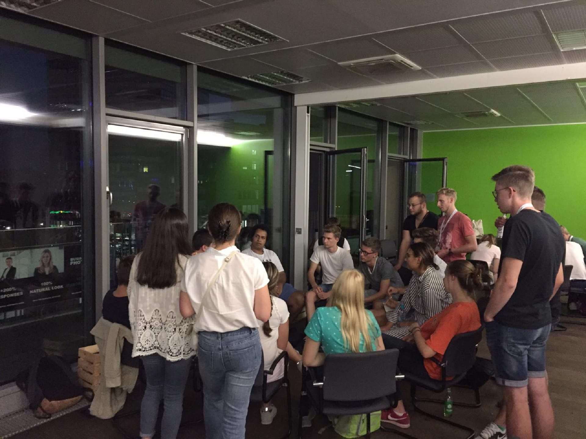 Eintauchen in die Welt des Unternehmertums – JUNIOR Gründercamp in Köln