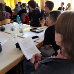 Alles nur Geschichte(n)? — Leben im doppelten Deutschland - Schülerseminar mit Zeitzeugengespräch (Foto: Dr. G. Hoffmann)