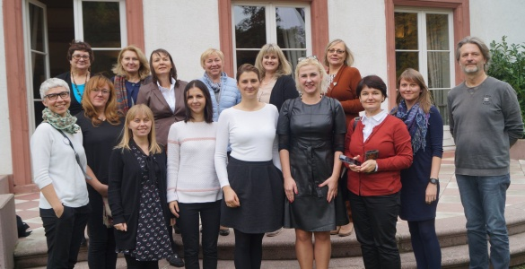 Vokietijos lituanistinių mokyklų mokytojų kvalifikacijos kėlimo seminaras