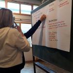 SiegMun 2019 – Übungen für die Teilnahme an der Model United Nations an der Universität Siegen (Foto: Dr. G. Hoffmann)