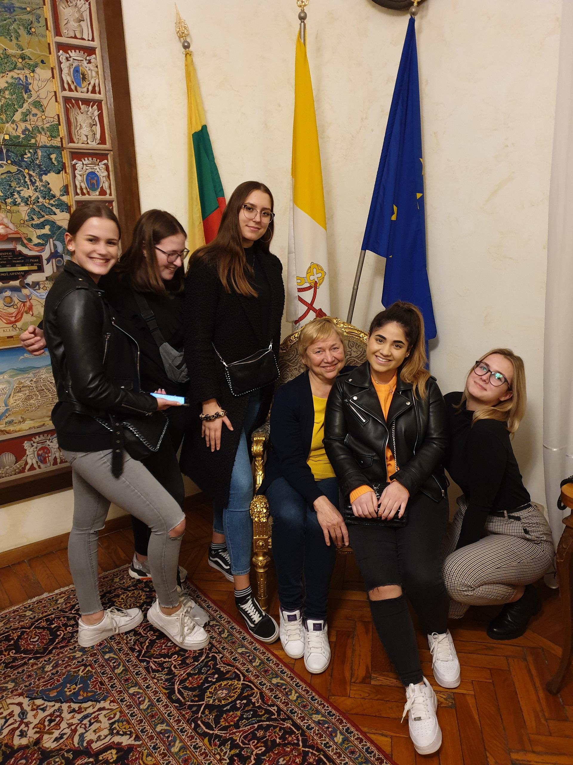 Eine Reise nach Rom: Radio Vatikan und das Päpstliche Litauische Kollegium St. Kazimir