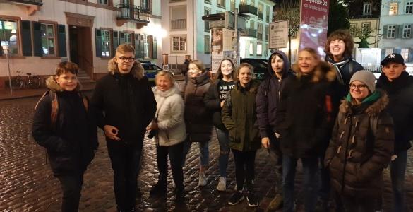 Heidelbergo kalėdinis miestelis