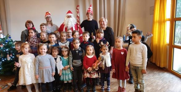 Kalėdų šventė šeštadieninėje mokykloje