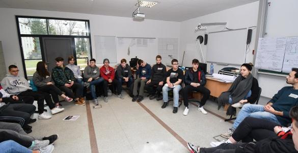 Workshop gegen Diskriminierung und Antisemitismus