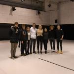 Nacionalinio Manheimo teatro šokėjų repeticijoje (Foto: Justinas G.)