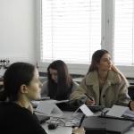 Filme interpretieren und verstehen – Workshop mit Experten vom deutschen Filminstitut (Foto: Dr. G. Hoffmann)