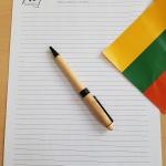 Kviečiame rašyti Nacionalinį diktantą!