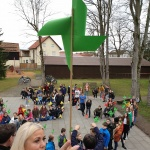 Neeilinė diena gimnazijoje (Foto: D. Kriščiūnienė)