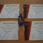 Puikūs rezultatai Tarptautiniame edukaciniame konkurse (Foto: R. Weiss)