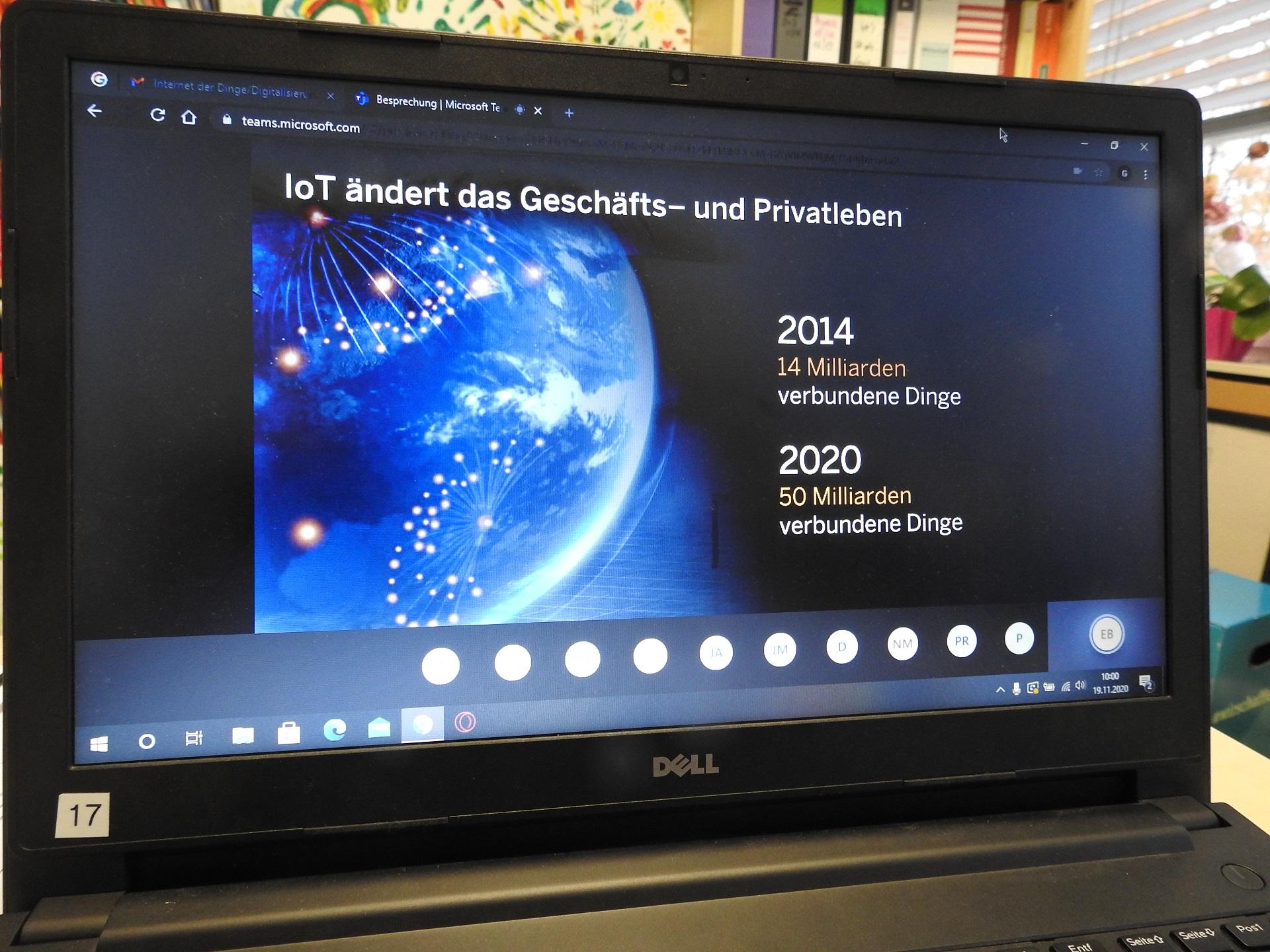 Digitale Workshops zu einer veränderten (Arbeits-)Welt (Foto: Dr. G. Hoffmann)
