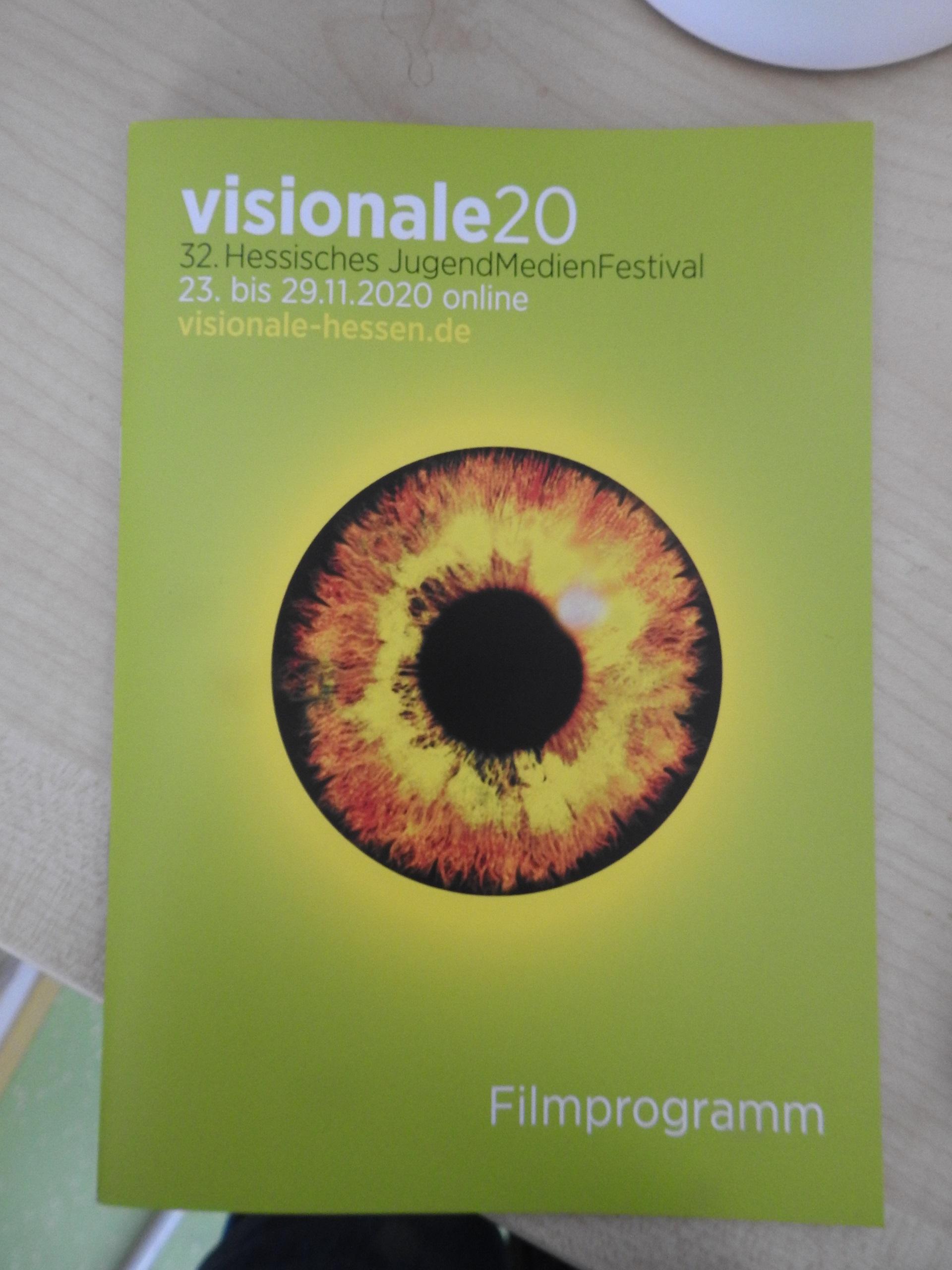 Unser Kurzfilm auf der Visionale 2020