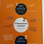 Vocatium 2021 – Ein Date mit dem zukünftigen Arbeitgeber vereinbaren (Foto: Dr. G. Hoffmann)