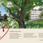 Sveikinimas Vilniaus lietuvių namams