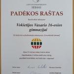 """Kultūrinė iniciatyva """"Pasveikink Lietuvą"""""""