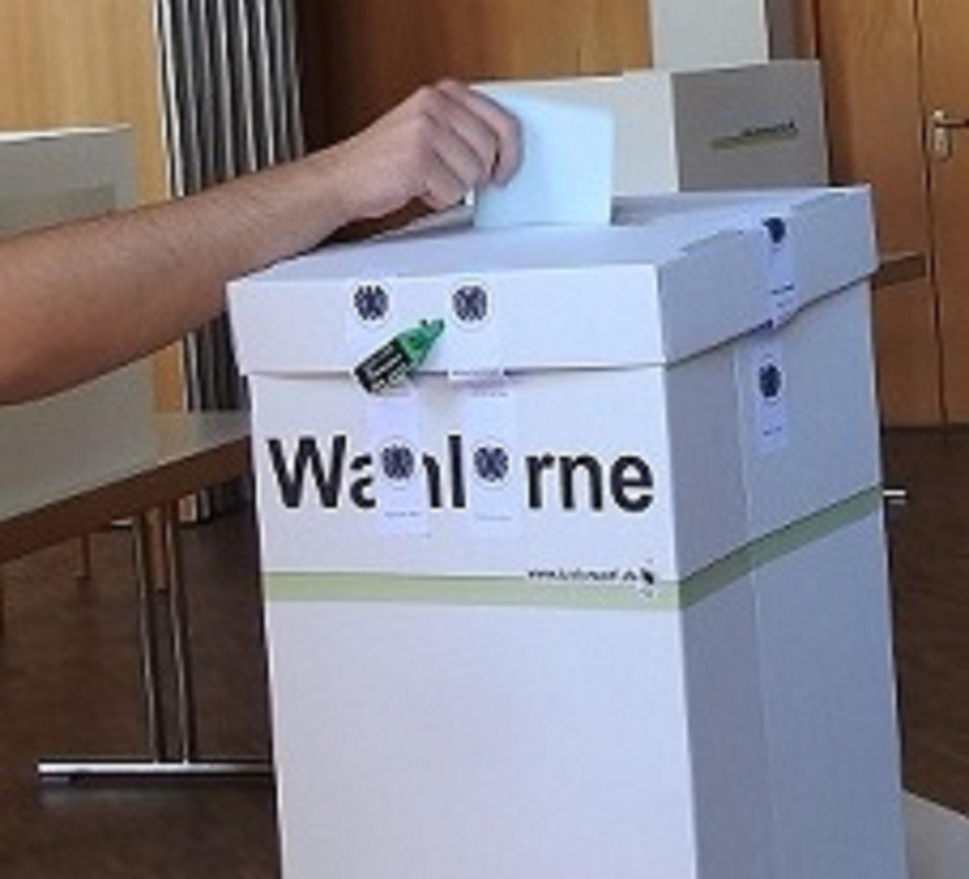 Wörterbuch zur Bundestagswahl (Foto: Dr. G. Hoffmann)