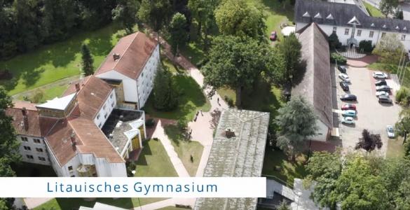 Vaizdo įrašas, skirtas Vokietijos vienybės dienai paminėti