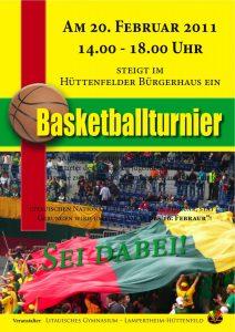 Basketballturnier 2011