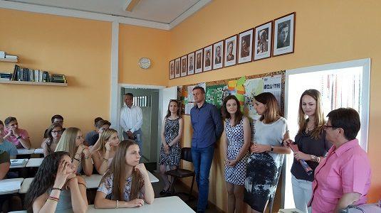 Besuch vom Rotary Club aus Litauen