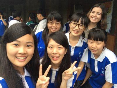 Schüleraustausch mit Taiwan