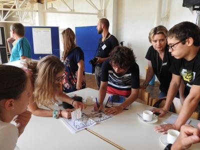 """Ideen-Workshop """"Bewegungsorientierte Umgestaltung des Schulhofs"""""""