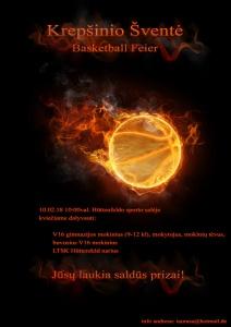Krepšinio Šventė, 2018
