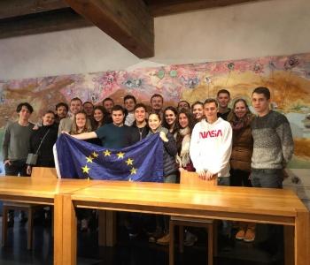 Mit dem Alumniverein der SchulBrücken zu Gast in Südtirol