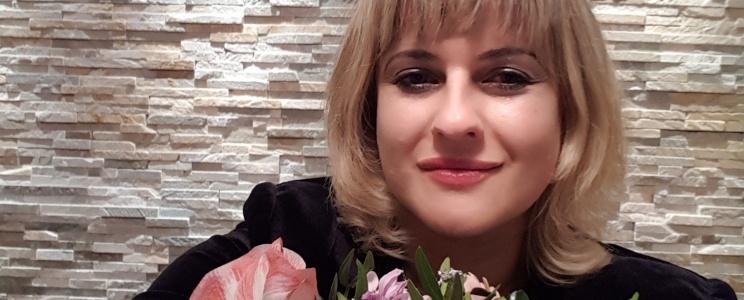 Litauischlehrerin Asta D`Elia feierte ihr Jubiläum