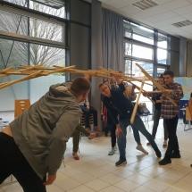 Projekt: SchulBrücke Europa (Foto: Emily Groll, Nicolas Zeidler)