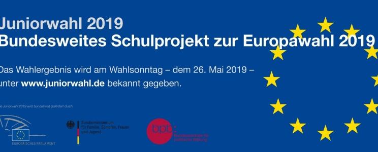 Europawahlen 2019 – Juniorwahlen