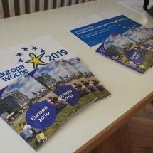 Europa Quo Vadis? - Europawahl 2019 (Foto: Dr. G. Hoffmann)