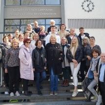 Specialiosios pedagogikos ir psichologijos centro atstovų vizitas (Foto: M. D. Schmidt)