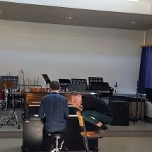 Apsilankymas Liuksemburgo Europos mokykloje (Foto: A. D'Elia)