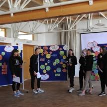 Kauno Jono Jablonskio gimnazijos atstovių vizitas (Foto: dr. G. Hoffmann)